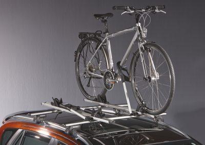 Автомат за фиксиране на велосипед