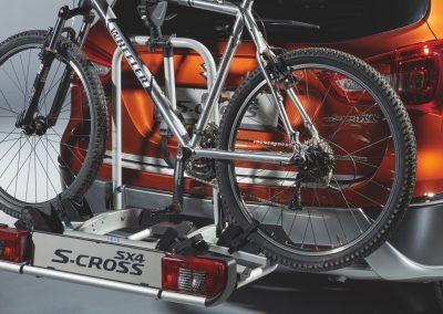 Задна платформа за велосипеди
