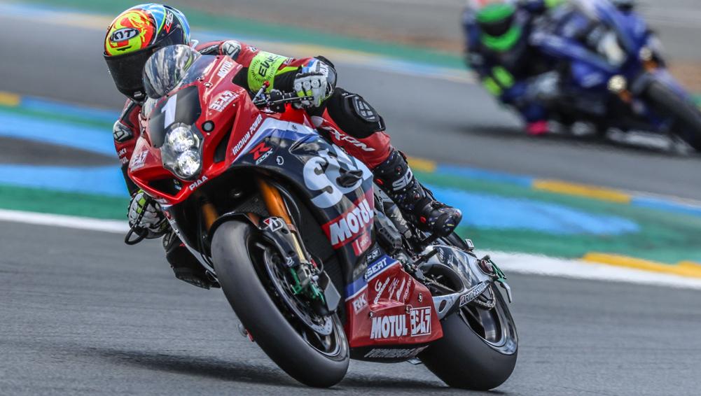 "Suzuki спечели ""24-те часа на Льо Ман"" за мотоциклети"